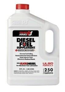 diesel fuel additive power