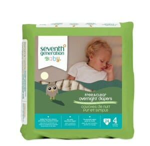 7th gen overnight diapers