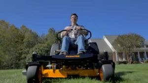 best lawn tractor