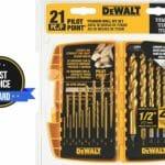 best drill bits