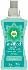 best smelling fabric softener