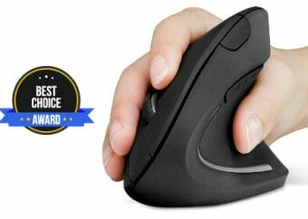 best vertical mouse