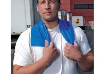 best cooling towel