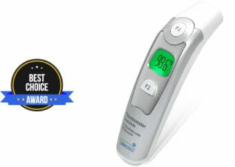 best forehead thermometer