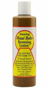 best tanning oil