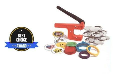 best button maker machine
