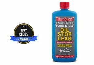 Blue Devil Oil Stop Leak additive