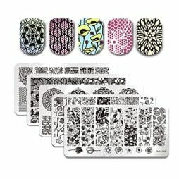 best nail stamping plates
