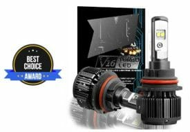 Cougar Motor best 9007 bulb