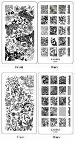 best quality nail stamping plates