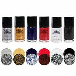 best nail polish for stamping