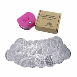 best nail art stamping plates