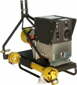 best power take off generator
