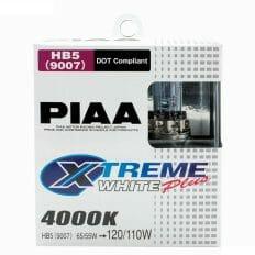 PIAA Xtreme White Plus 9007 Halogen Bulbs