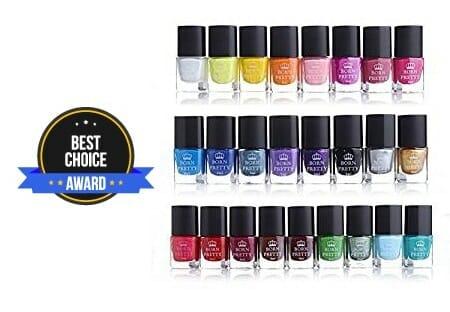 best stamping nail polish