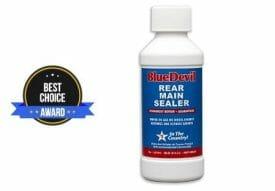 best rear main seal stop leak