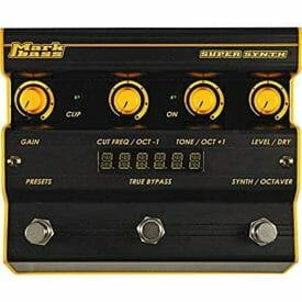 best bass synth pedal