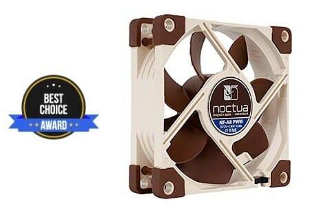 best 80mm case fan