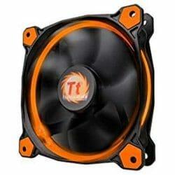 best 120mm LED radiator fan