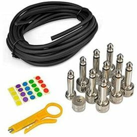 best pedalboard cable kit