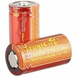 best 18350 IMR battery