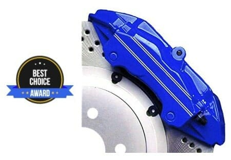 best brake caliper paint