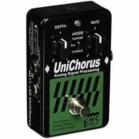 best bass chorus pedal