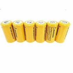 best 18350 Li-ion battery