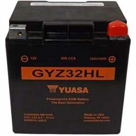 best harley battery