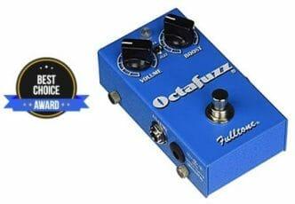 best octave fuzz pedal