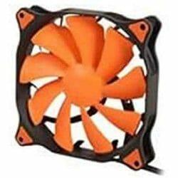 best 140mm LED case fan quiet