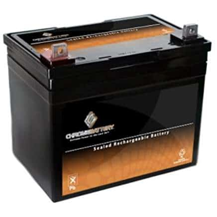 best lawn and garden tractor battery