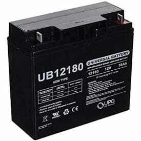 best rated lawn tractor battery