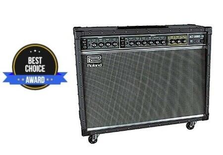 Roland JC-120 guitar amp