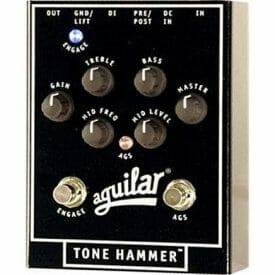 best bass DI pedal