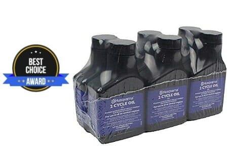 best 2 cycle oil