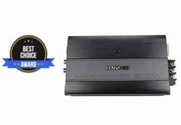 Kenwood MaxPower 600W Amp