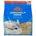 best chinchilla food