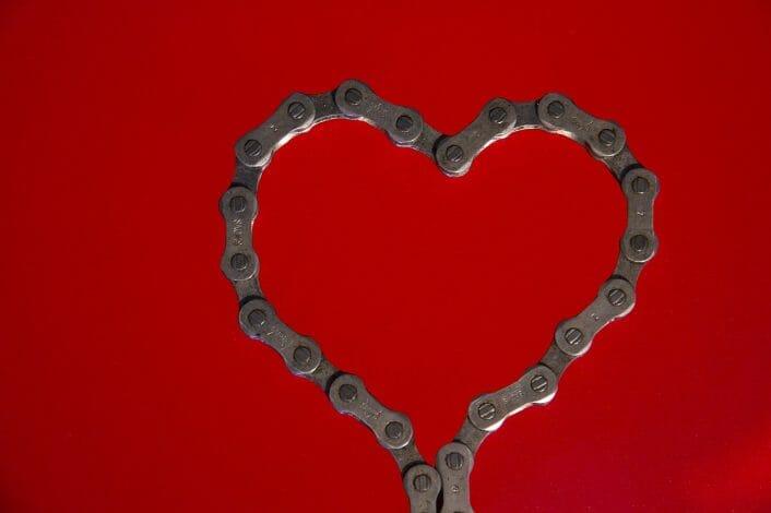 Best 11 Speed Chain heart