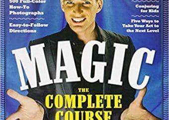 best magic tricks book