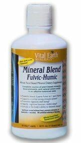 best fulvic acid supplement