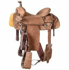 best roping saddles