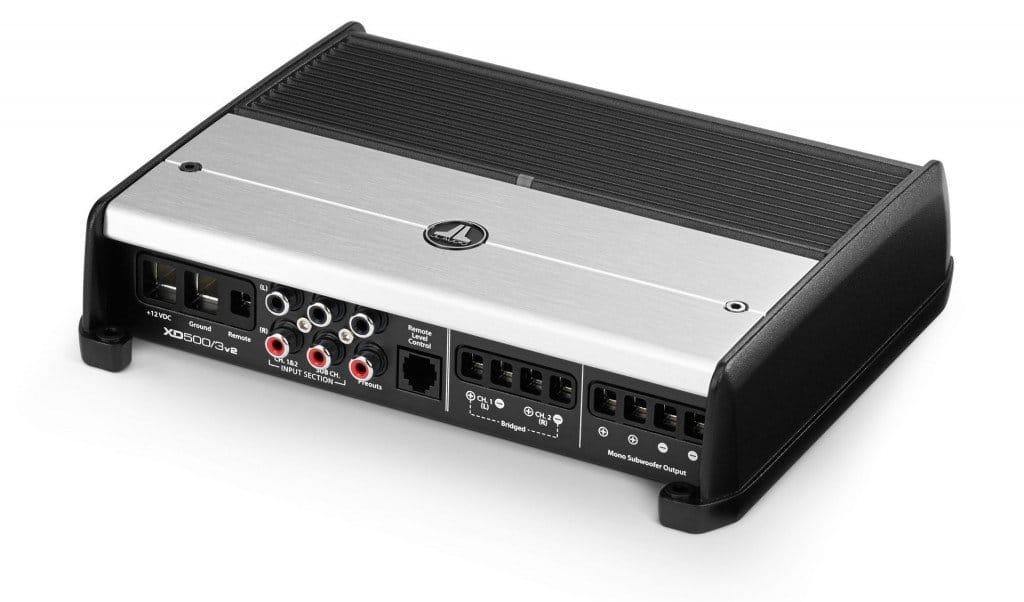 Best 3 Channel Amp