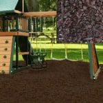 best mulch for playgrounds