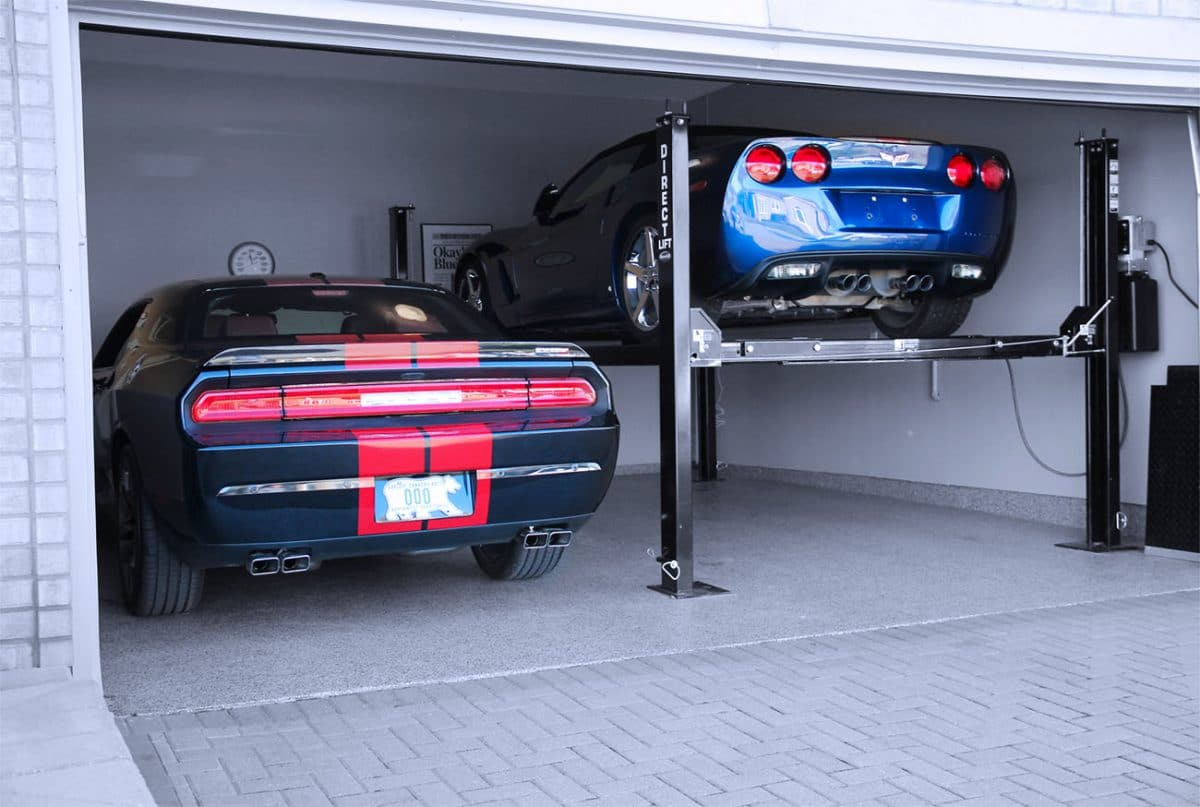 All you need to know about home car lifts