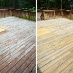 Remove Deck Paint easily