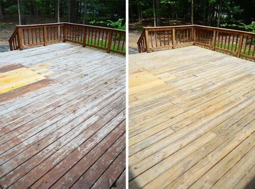 How To Remove Deck Paint: Tips From An Experienced Painter