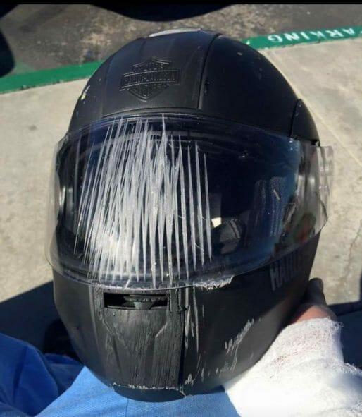 The importance of wearing a bike helmet