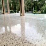 garage floor epoxy with flakes